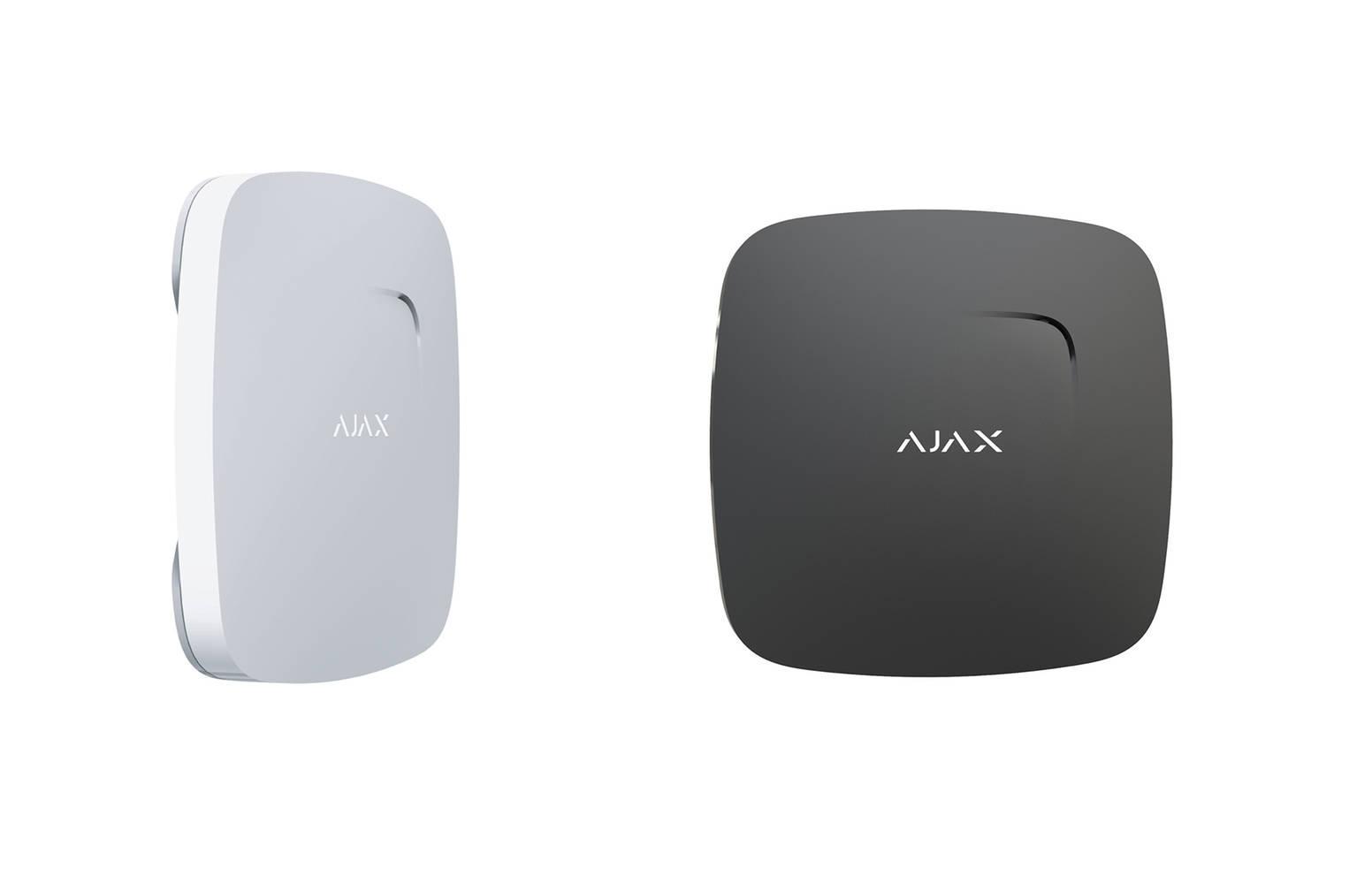 AJAX Rook- en Koolmonoxidemelder